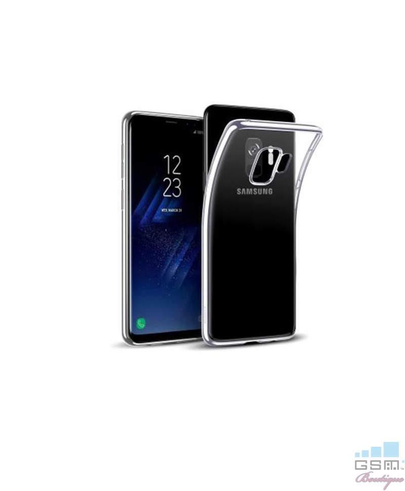 Husa Ultra Thin Huawei G8 Transparenta
