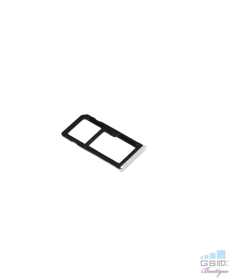 Suport Sim Nokia 6 Alb