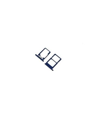 Suport Sim Nokia 5.1 Albastru