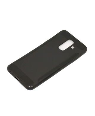Husa TPU Case Wing Series Samsung Galaxy J3 (2018) Gri
