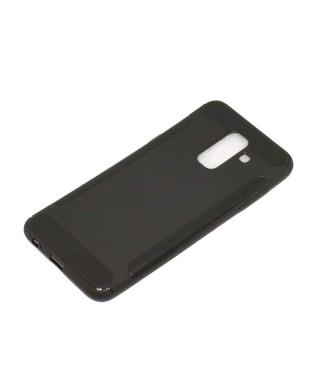 Husa TPU Case Wing Series Samsung Galaxy J7 (2018) Neagra