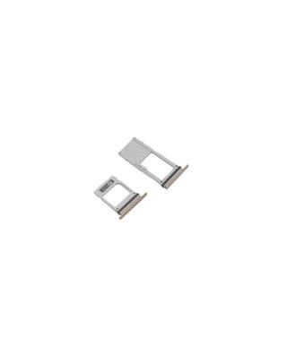 Suport Sim Samsung Galaxy A8 (2018) A530 Roz