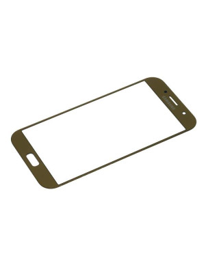 Geam Sticla Samsung Galaxy A7 (2017) A720 Gold