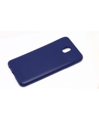 Husa Fast Focus Samsung Galaxy Note 10 SM N970 Albastra