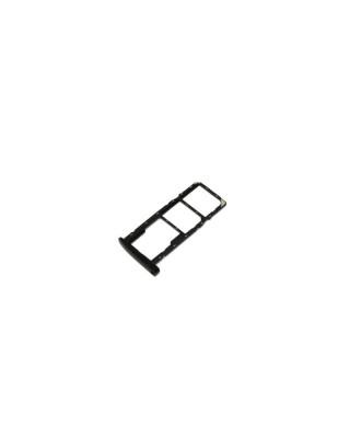 Suport Sim Motorola Moto G6 Negru