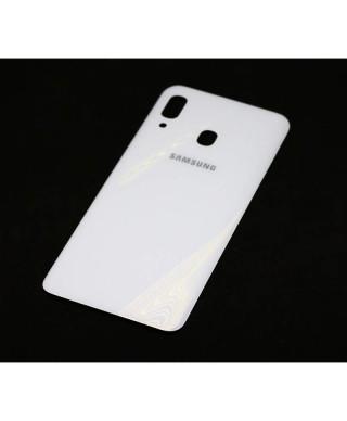 Capac Baterie Samsung Galaxy A30 , A305 Alb