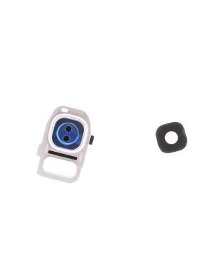 Geam Camera Samsung Galaxy S7 edge G935 Alb