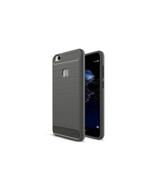 Husa Carbon Fiber Samsung Galaxy S8+ G955F Gri
