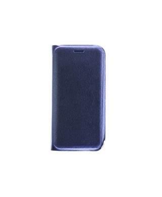 Husa Flip Cover Samsung Galaxy A8 Plus 2018, A730, Albastra