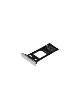 Suport Sim Sony Xperia XZ, F8331 Argintiu