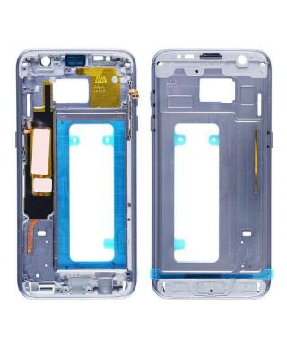 Mijloc Samsung Galaxy S7 edge G935 Albastru