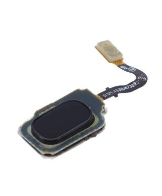 Senzor Amprenta Samsung Galaxy A8 (2018) A530 / A730 Negru