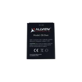 Baterie Acumulator Allview C6 Duo / A6 Duo Original Li-Ion 3.8V 1700 mAh 6.46 Wh