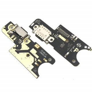 Banda Flex Conector Incarcare Si Microfon Xiaomi Pocophone F1