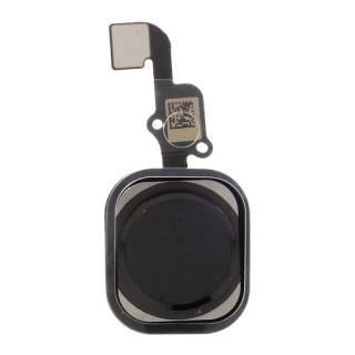 Banda Flex Cu Buton Meniu iPhone 6s Negru