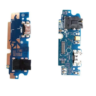 Banda Flex Placa Circuit Conector Incarcare Si Microfon Asus Zenfone Max Pro M1 ZB601KL