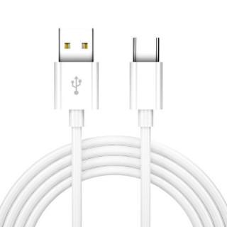 Cablu Date Si Incarcare USB Type C HTC U11 Plus Alb