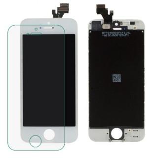Ecran iPhone 5 Alb