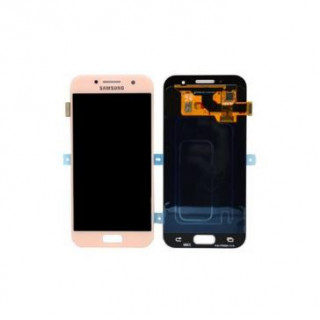 Ecran Samsung Galaxy A3 2017 Original Roz