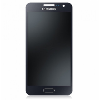 Display Samsung Galaxy A3 2015 Original Negru