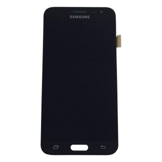 Display Samsung Galaxy J3 2016 Original Negru