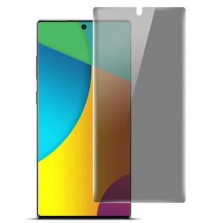 Folie Sticla Samsung Galaxy Note 10 Plus N975 Protectie Display Anti Spy Acoperire Completa