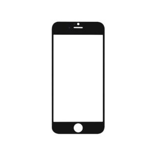 Geam iPhone 6 Cu Rama Negru