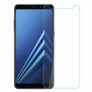 Geam Protectie Display Samsung Galaxy A8 A530 2018 Arc Edge