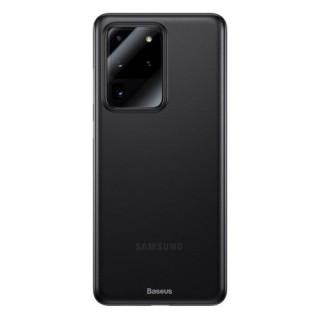 Husa Protectie Samsung Galaxy S20 Ultra Flexibila Neagra