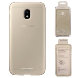 Husa Samsung Galaxy J3 J330 2017 EF-AJ330TFEGWW Silicon Aurie