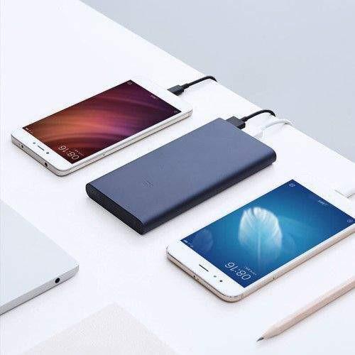 Acumulator Extern Samsung Galaxy J4 Power Bank Dual USB 10000mAh Negru