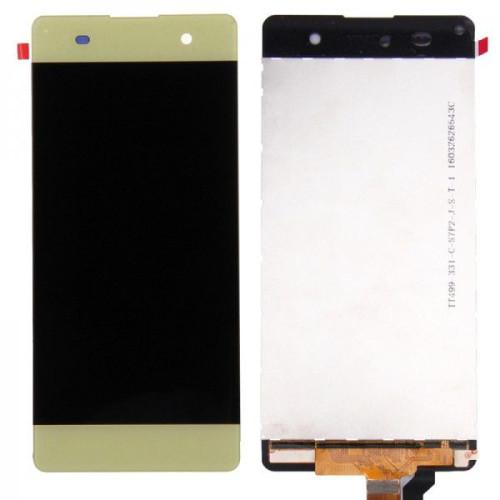 Display Sony Xperia XA Auriu